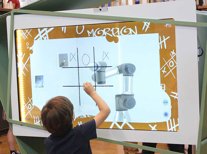 How Robots are making a difference in Education